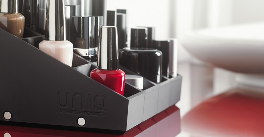 Unique makeup organizers for beauty lovers !